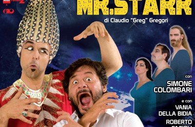 La fantastica avventura di Mr Starr
