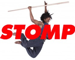 Nel 2019 STOMP festeggia 25 anni di attività a Broadway!