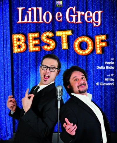 Lillo e Greg Best Of