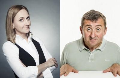 Claudia Penoni e Vito